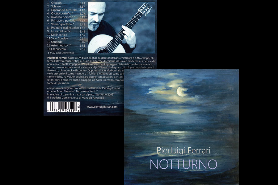 Notturno CD cover